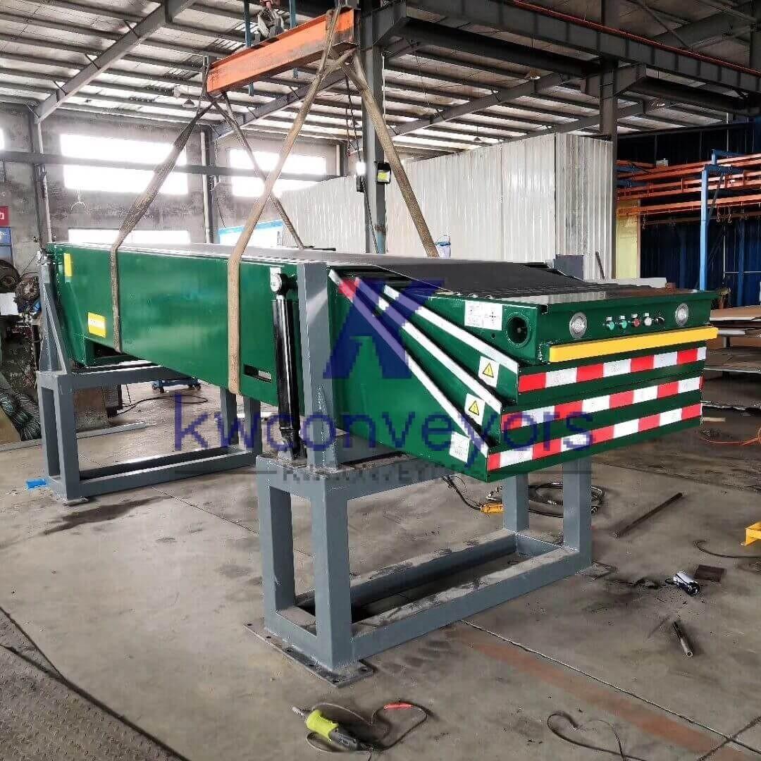 wholesale Conveyor belt & belt conveyor - KW CONVEYORS factory