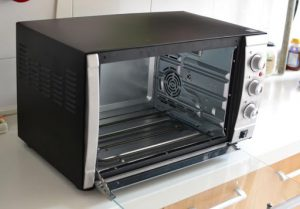 how to build a powder coating oven?