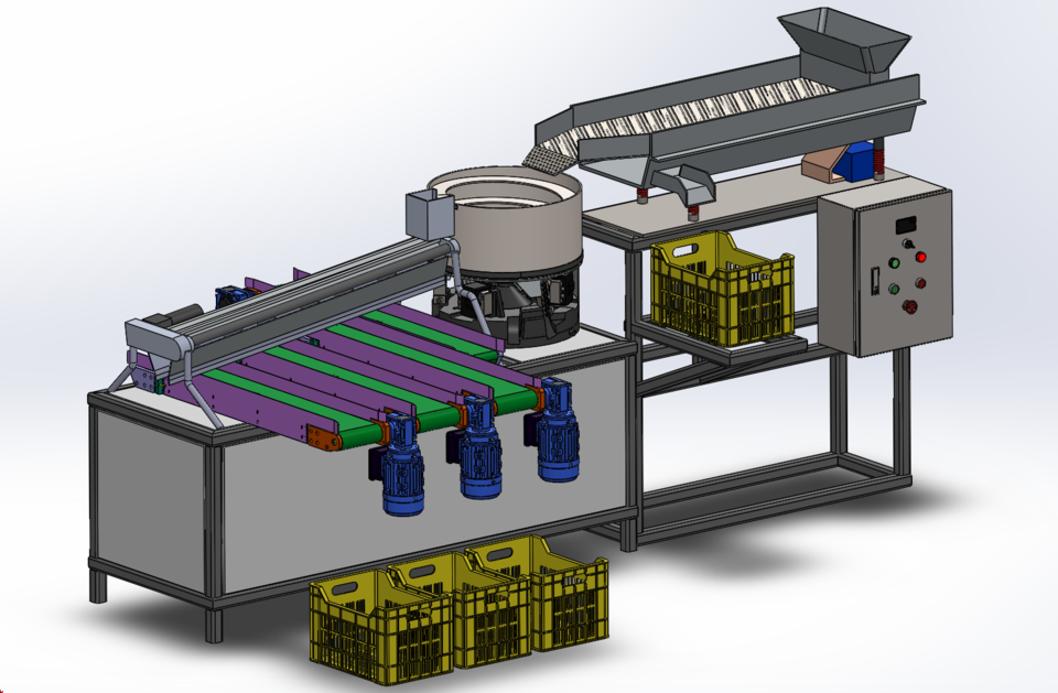Advantages and Disadvantages of Automatic Sorting Machine