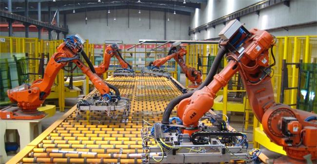 Automated Material Handling & Transport Solution On Production Assembly Line