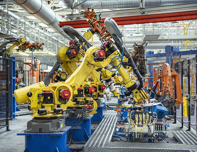 Common Types of Electronic Product Assembly Lines