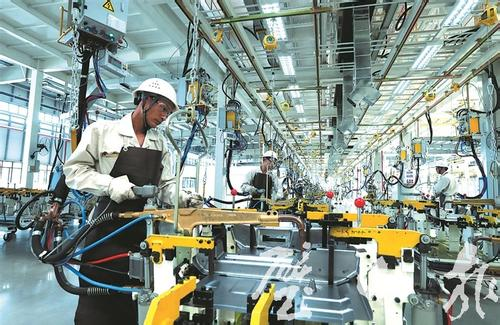 Introduction to the characteristics and advantages of automated production lines